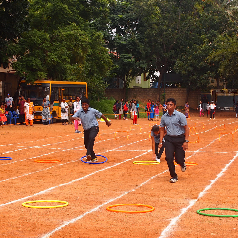 In-House Sports meet