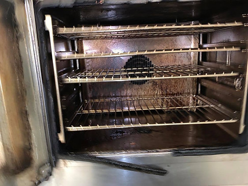 Oven Before