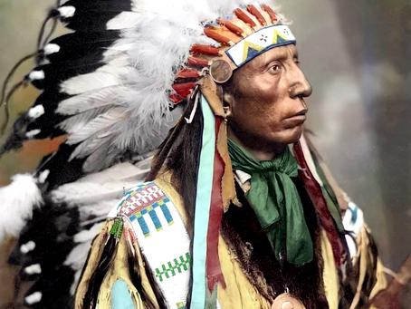 Jack Red Cloud, Oglala (1890)