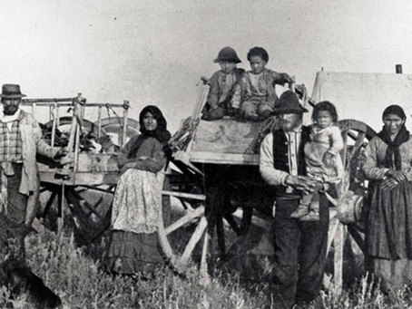 The People of the Red River: The Metis Nation