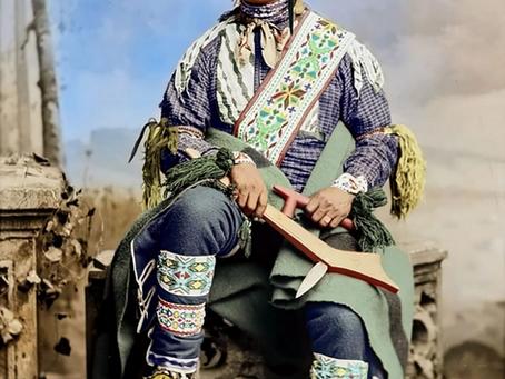 Bemos-a-Geshig, Ojibwe (1896)