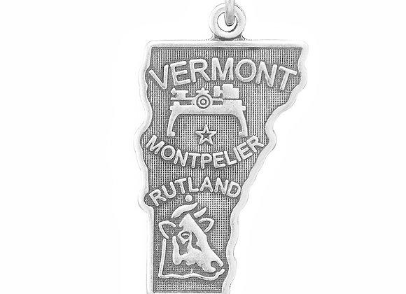 Vermont State Charm
