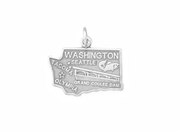 Washington State Charm