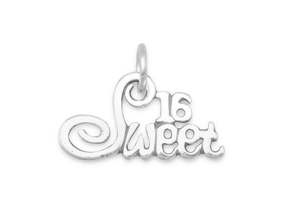 Sweet 16 Charm