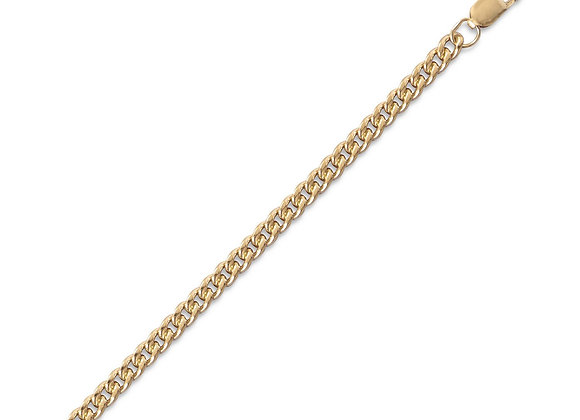 14/20 Gold Filled Curb 080 Chain (2.9mm)