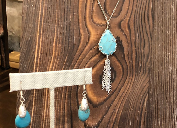 Fashion Necklace & Earrings