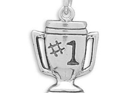 #1 Trophy Charm