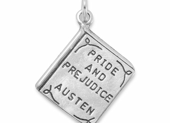 Pride and Prejudice Book Charm