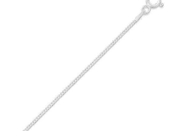 040 Curb Chain Necklace (1.5mm)