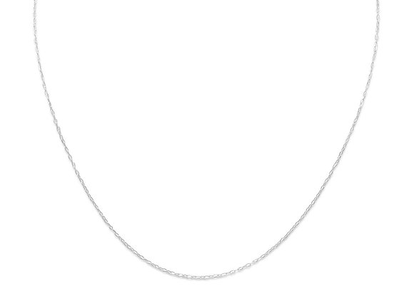 """13""""+1"""" Extension Cable Chain Necklace"""