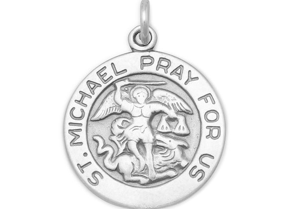 St. Michael Charm