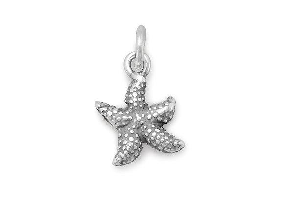 Small Starfish Charm