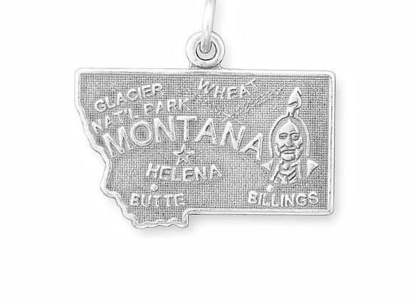 Montana State Charm