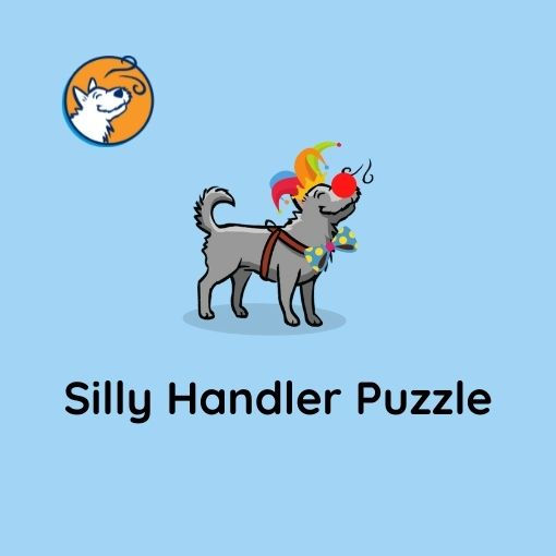 Silly Handler Odor Puzzle