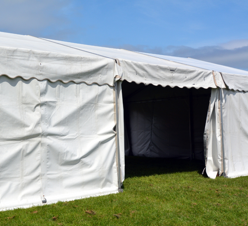Enclosed Tent