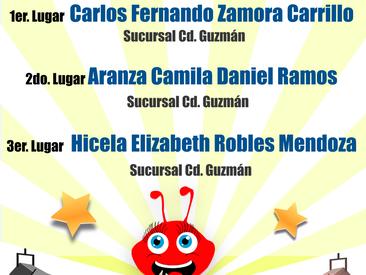 """Ganadores de los concursos """"Cuento Corto y Video"""""""