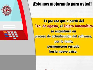 Cajero Automático de Caja Popular Tamazula