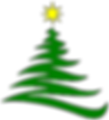 green-christmas-tree-outline-clipart-fre