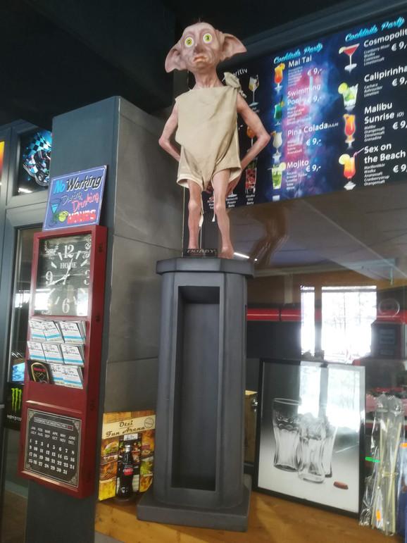 Harry Potter Dobby  Figur Life Size - Mu