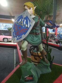Legend of Zelda Link  Figur Life Size Ni