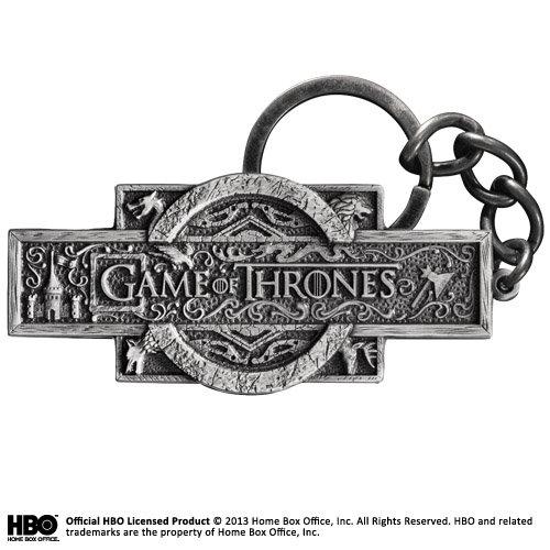 Game of Thrones Schlüsselanhänger Opening Logo