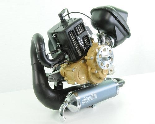 Thor 200ccm EVO - E-Starter + Walbro 37 mm Verg.