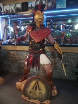 Assassins Creed Odysee Alexios - Life Si
