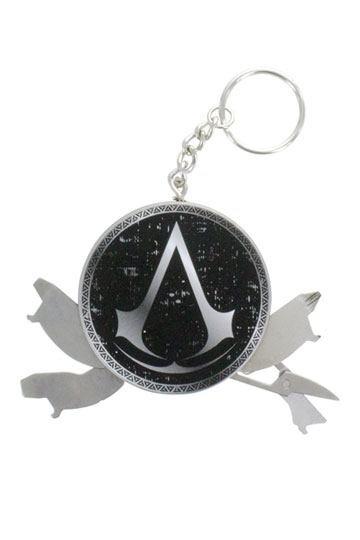 Assassin's Creed Schlüsselanhänger 4 in 1 Multitool Logo