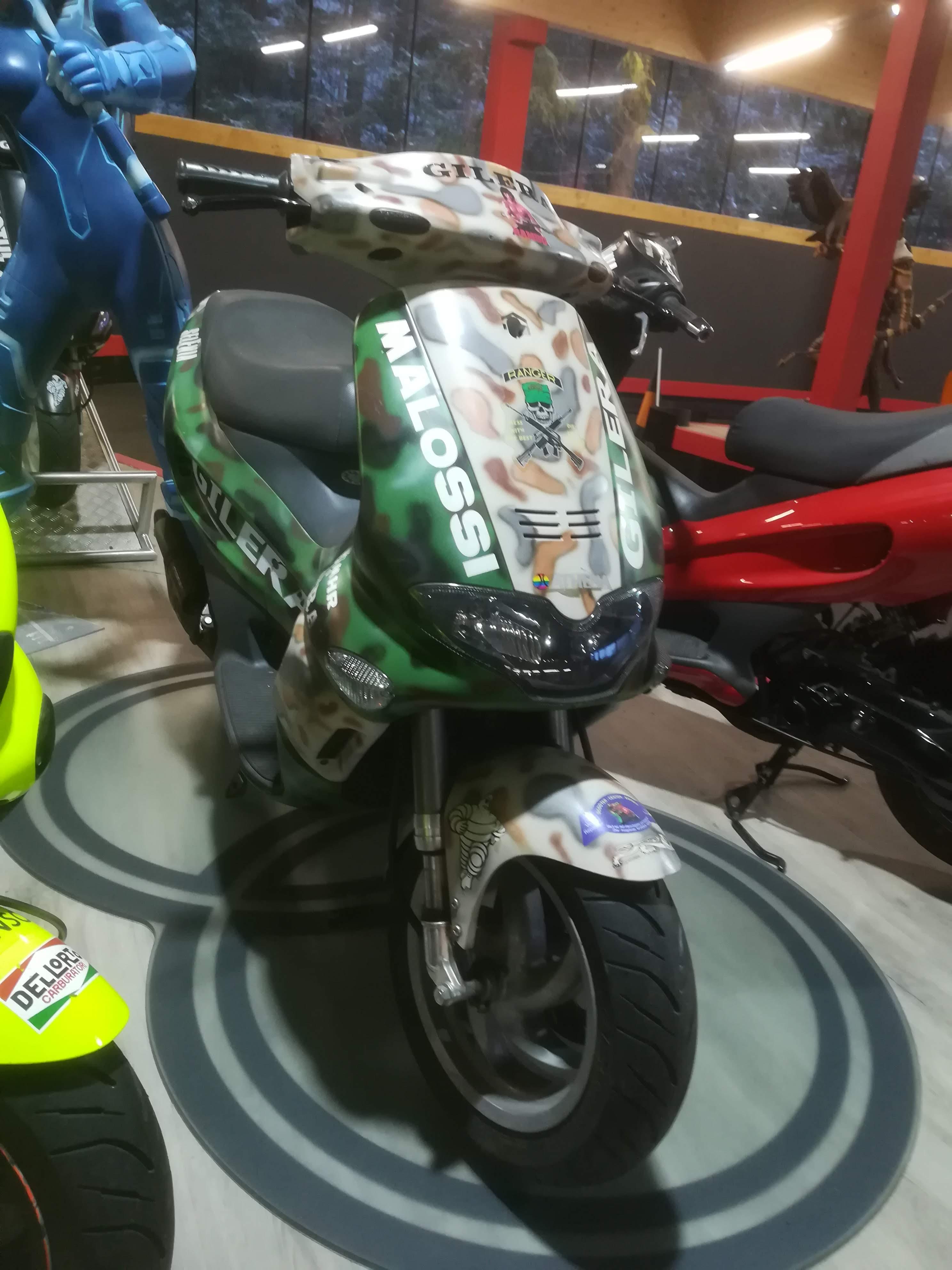 Gilera_Runner_70ccm_Racing_für_24_Stunde