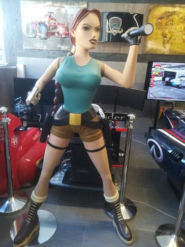 Tomb Raider Lara Croft Life Size 1st. Ed