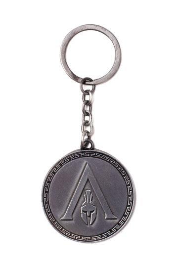Assassin's Creed Odyssey Metall Schlüsselanhänger Logo