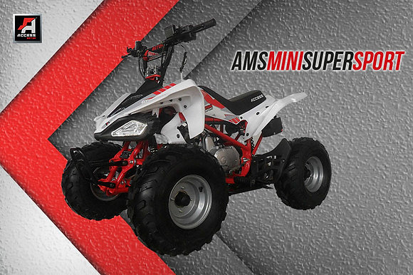 AMS Mini Super Sport Quad