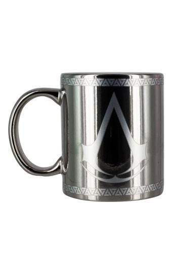 Assassin's Creed Chrome Tasse Logo