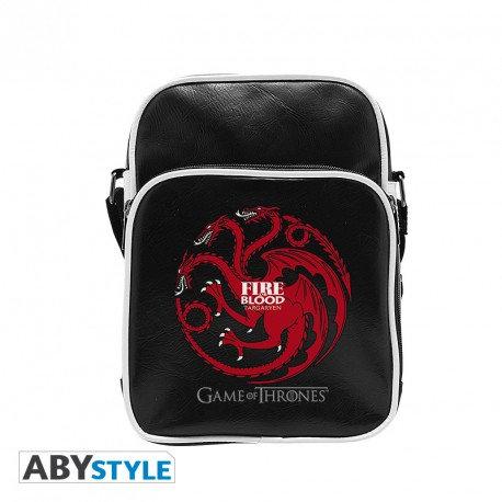 Game of Thrones Messenger Bag Small Targaryen