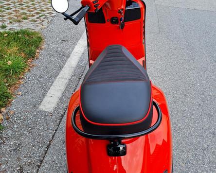GTS 300 Tuning Orange Tuning Black Kit Polini Zelioni Rizoma Scooter Center Egger (15).JPG