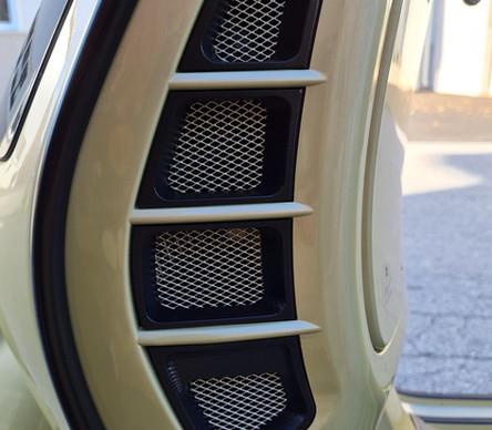 Vespa GTS 300 Supertech 75 Anniversay Edition Black Kit Zelioni Malossi Tuning Leo Vince S