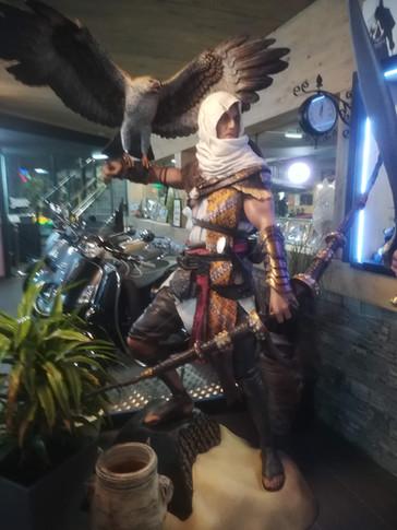 Assassins Creed Origins Bayek Life Size