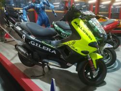 Gilera Runner 172ccm Trofeo Malossi Cup.