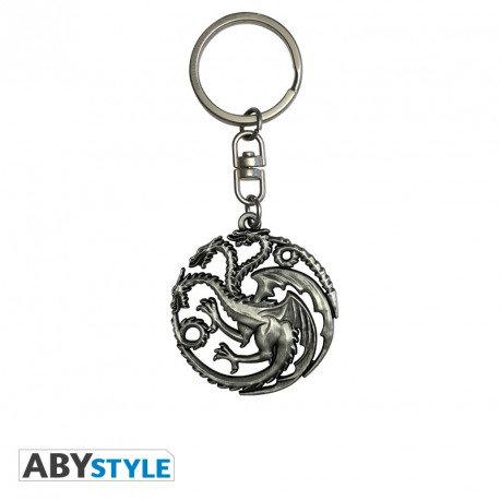 Game of Thrones Schlüsselanhänger Targaryen