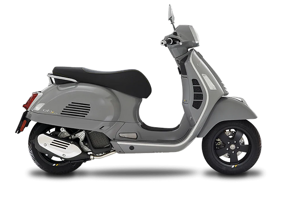 "VESPA GTS 125 ""SUPER TECH"""