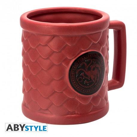 Game of Thrones 3D Becher Targaryen