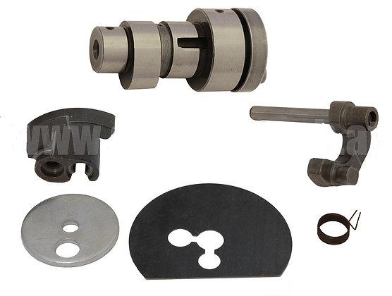 Renn-Nockenwelle inkl. Dekompressor Kompl. Set