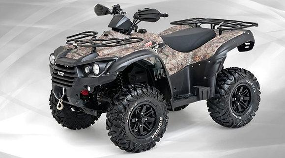 Blade 550 EFI 4x4 IRS Camouflage