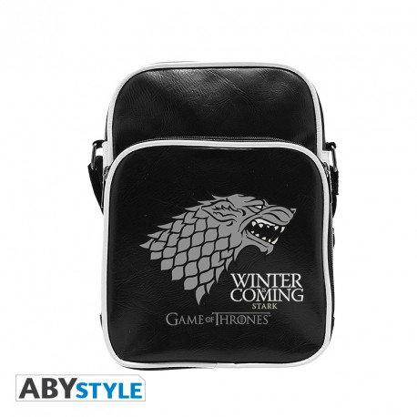 Game of Thrones Messenger Bag Small Stark