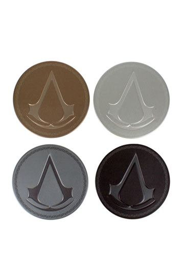 Assassin's Creed Untersetzer 4er-Pack