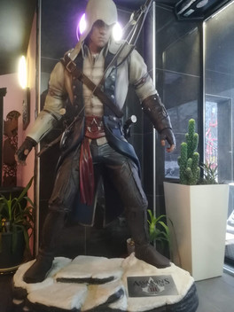 Assassins Creed 3 Life Size Figur Connor