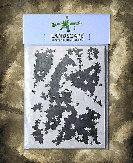 ATACS AU Landscape Paint stencil Package