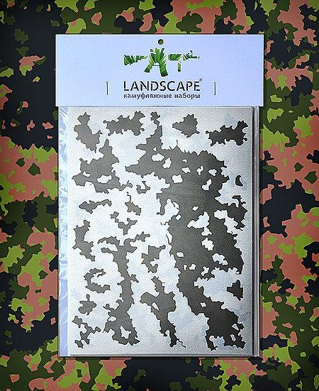 FINLAND CAMO Landscape Paint stencil Package