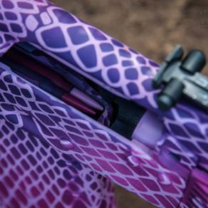 AK painted Viper Pink)