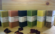 Handcrafted natural and organic soaps Olea Cocos